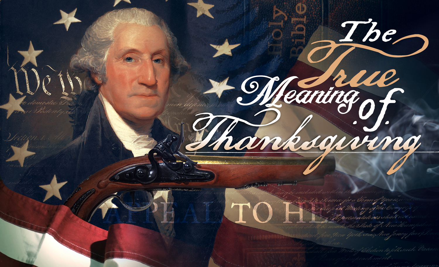 George Washington Thanksgiving